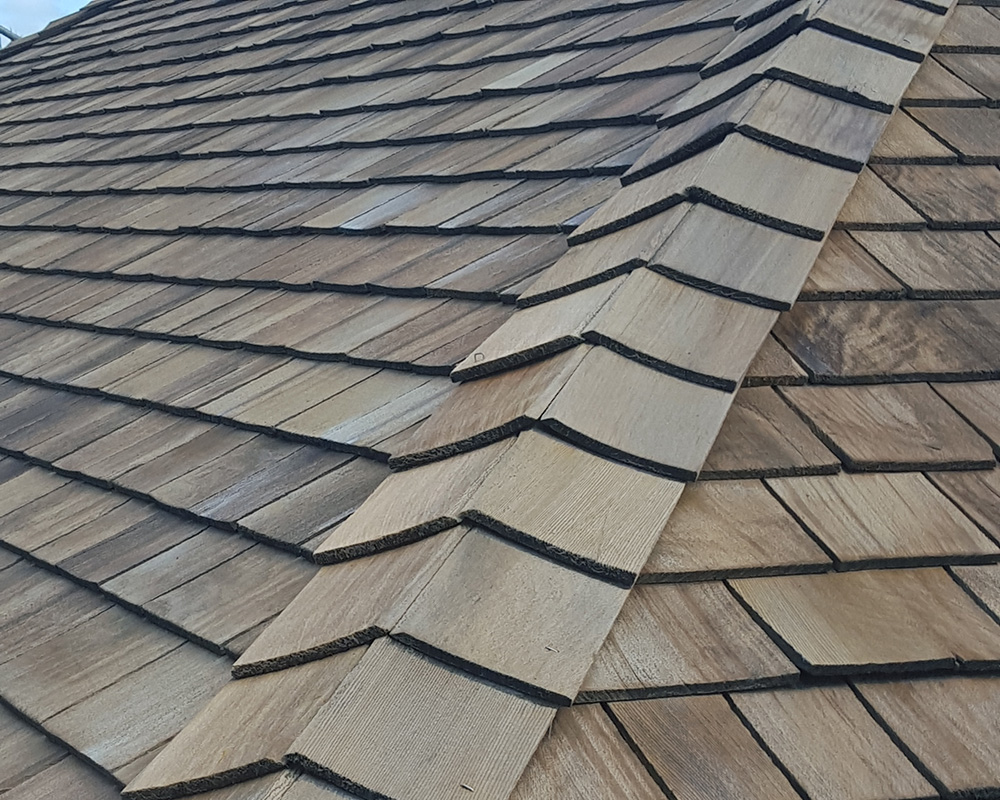 Cedar Roof Shingles Cedar Maintenance Nz Cedar Doctor